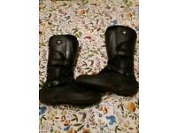 Daineses bike boots (size 7)