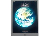 Silver IPad Air 2 16GB WiFi with free shock absorber case/stand