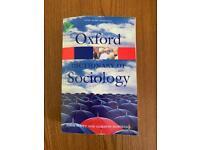 Oxford Dictionary Of Sociology by John Scott and Gordon Marshall