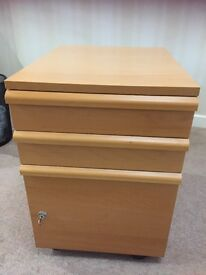 Small filing drawers