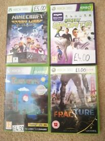 12+ age appropriate Xbox 360 games