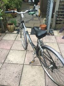 Ladies Raleigh bicycle