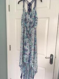 Vera Wang maxi dress - size 10