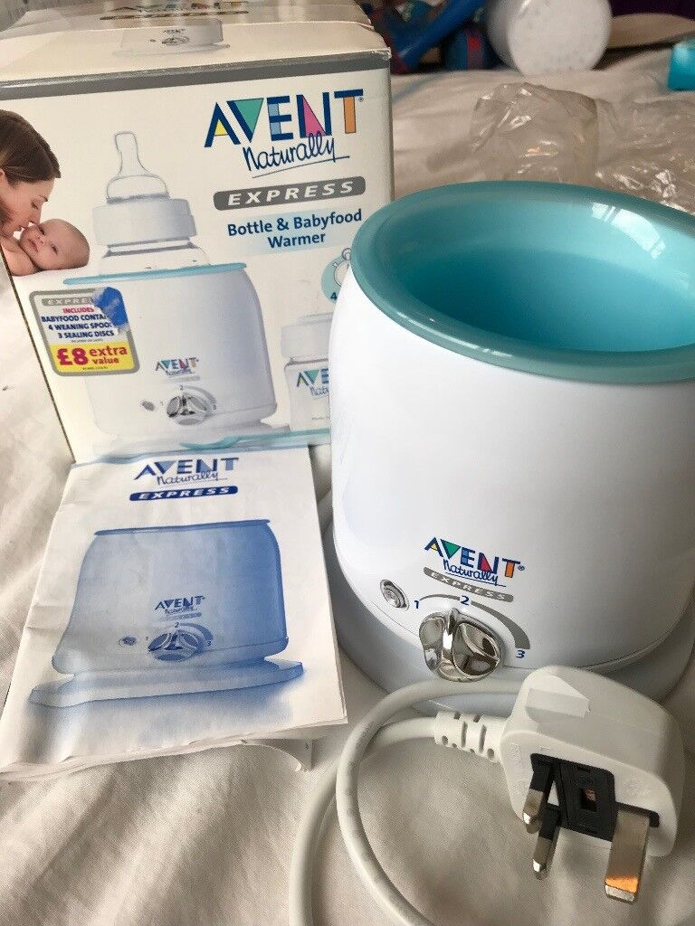 Avent Bottle Warmer Baby Ads Buy Sell Used Find Great Prices