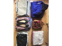 Bundle of mixed clothes