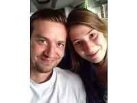 Young couple seeks 1 bedroom flat in Bristol