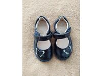 Clarks First Leather Shoes 5F(standard)
