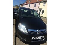 Vauxhall zafira with lpg for sale