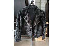 Fux fur jacket