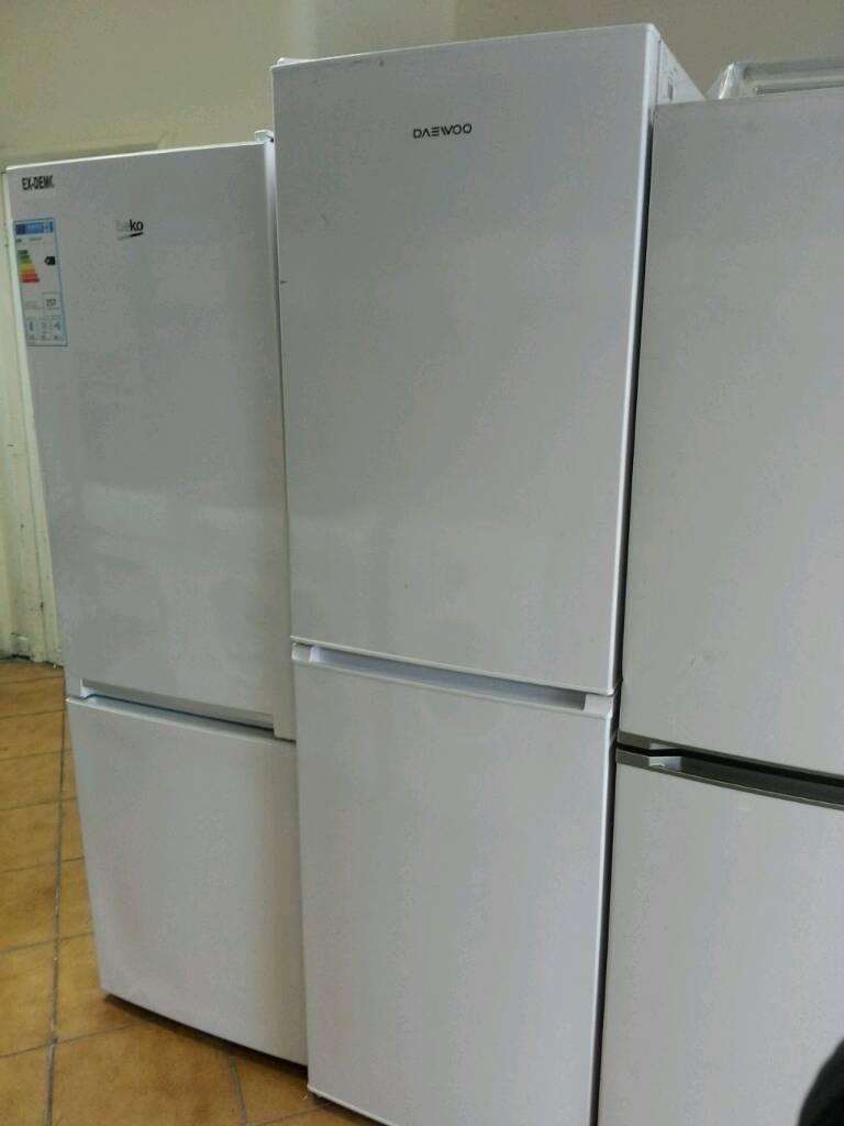 Fridge freezer Daewoo