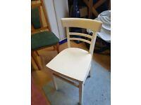 Eight chairs ( assorted)- free to a good home