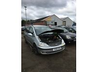 BREAKING FORD GALAXY ALL PARTS AVAILABLE