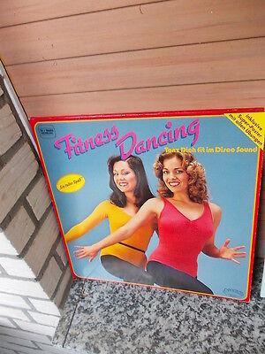Fitness Dancing, Tanz Dich fit im Disco Sound, eine Schallplatte