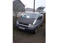 VW T4 2.5 tdi long wheel base