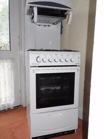 Beko oven with eye level grill