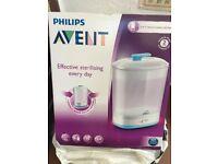 Brand new unused advent electric baby steriliser...£20 Ono