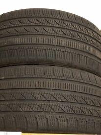 tyres 235/45R17 x 2