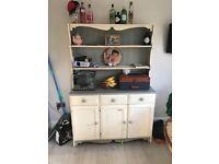 Painted Welsh dresser