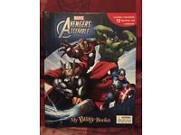 Avengers my busy book