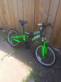 Boys bike just £60
