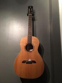 Alvarez AP70 parlour guitar