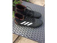 Predator Boots size 8.5