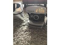 Retro Polaroid Camera