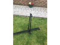 thule bike carrier rack