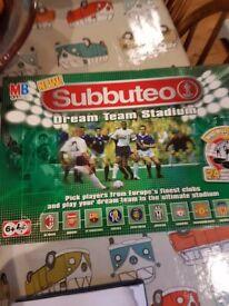 Subbuteo Football Game