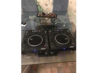 Reloop RMP-2 decks - turn tables £160