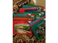 Thomas the tank engine book collection