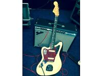 Fender Jaguar left handed 1995