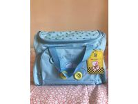 New / unused baby changing bag