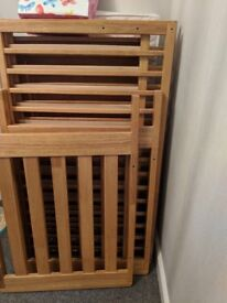 Mamma and pappas cot