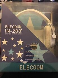 Brand new elecoom headphones for sale!!!