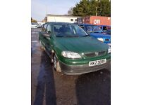 2002 VAUXHALL ASTRA 1.4 PETROL BREAKING FOR PARTS