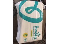 Pampers size 2 New 40 pack