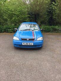 2006 Vauxhall Astra envoy van cdti custom LONG MOT, PRICE LOWERED!