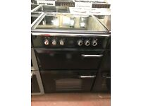 60CM BLACK LEISURE ELECTRIC COOKER