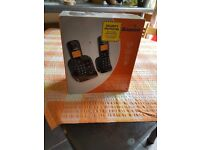 Binatone Symphony 3325 Twin cordless Telephone