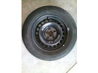 TYER FOR SALE [GOODYEAR] AS NEW+ RIM
