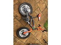 Boys Nerf Bike