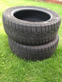 Hyundai i30 winter tyres x 2