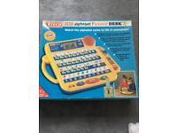VTECH Little Smart Alphabet Picture desk