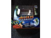 Alien mission game