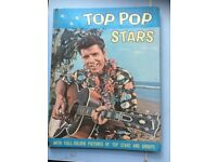 TOP POP STARS by PURNELL 1964