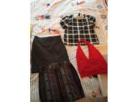 LOADS OF WOMENS CLOTHES 8,10, S, M