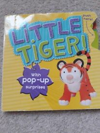 Little tiger story book