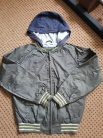 Boys coat and boys jacket age 10-11 Yes good condition £4.00 each