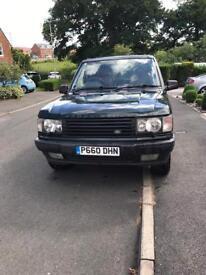 Range Rover 4.6 v8 p38 £1500